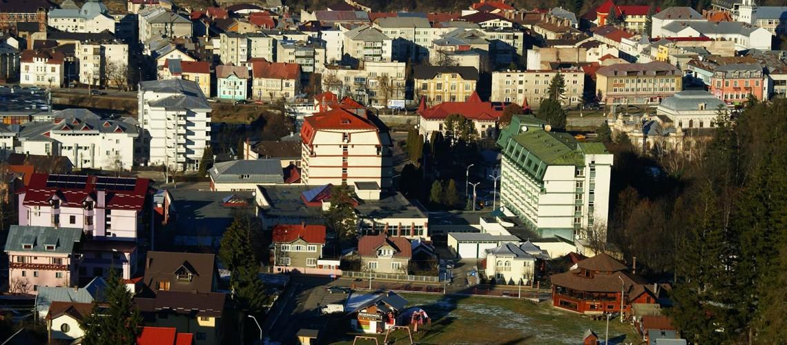 Vatra Dornei, pe lista celor mai importante stațiuni balneare din România