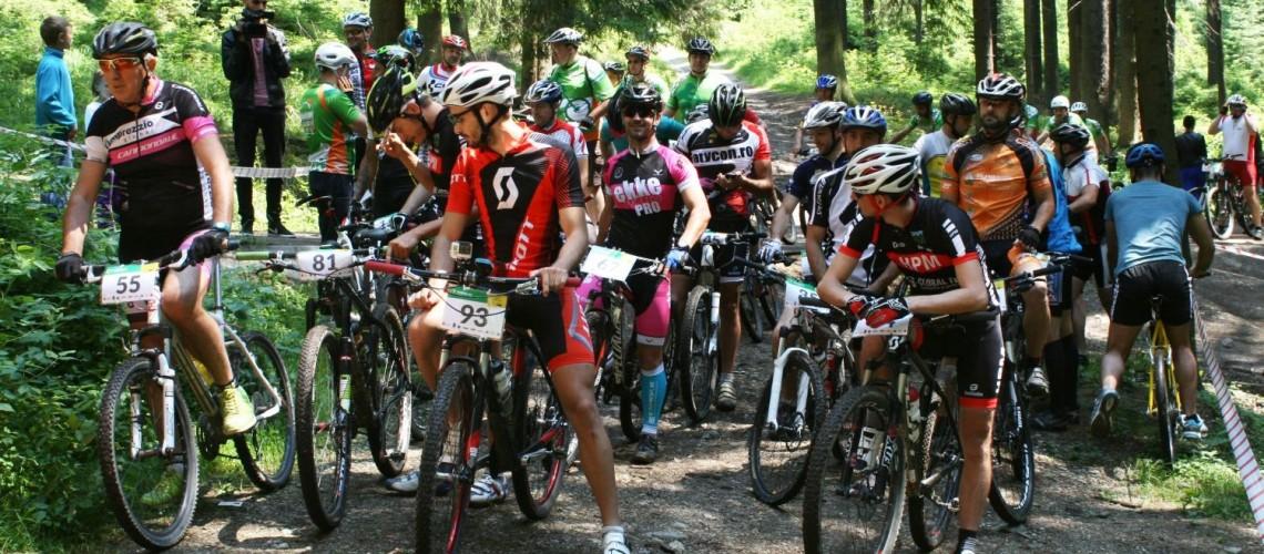 [Galerie foto] Competiția de mountain bike Dorna XC, prima ediție