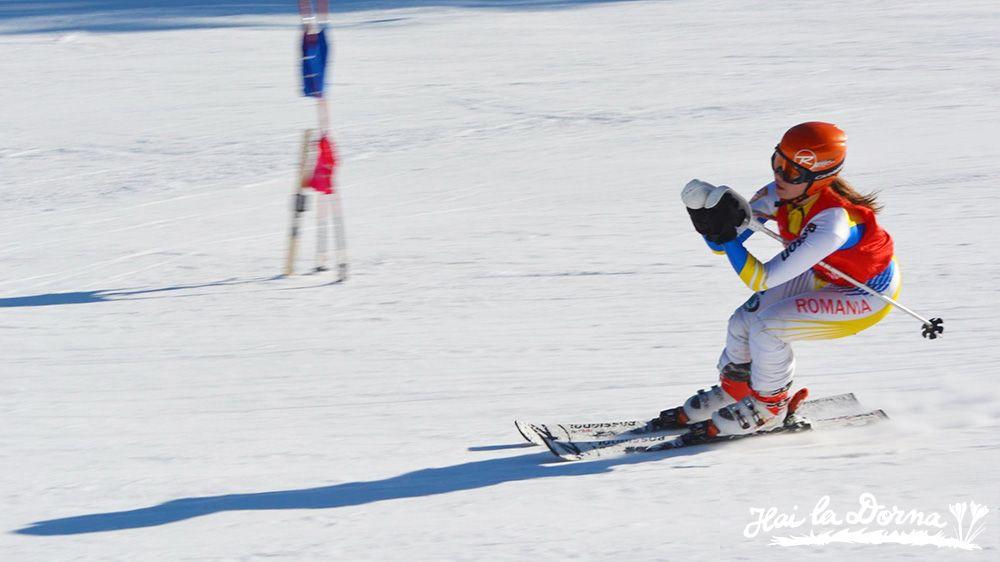 Sport în Bucovina: pârtiile de schi din Vatra Dornei