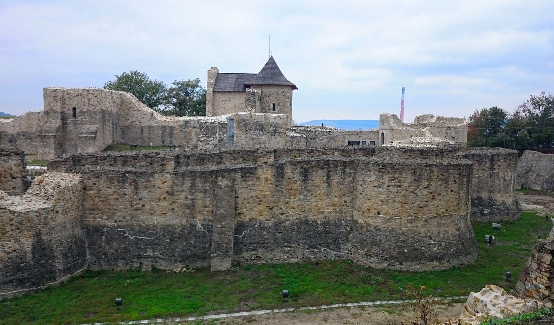 Cetatea de Scaun a Sucevei, o fereastră spre trecut
