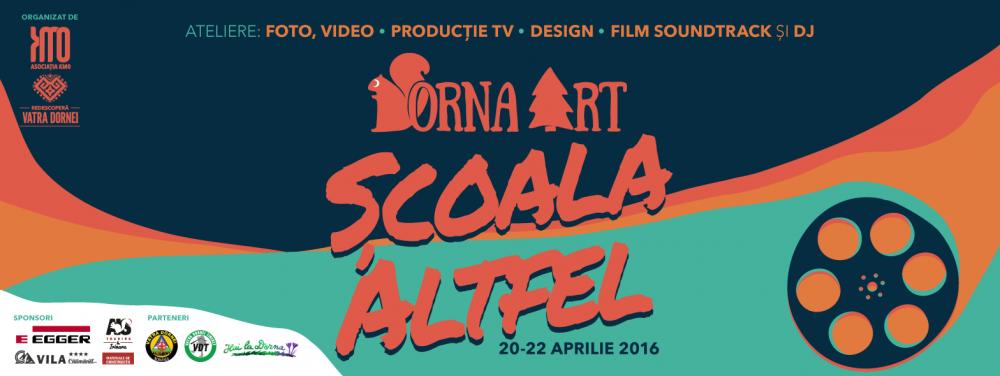 Dorna-Art, Școala Altfel