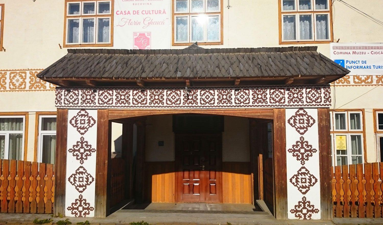 Legenda satului Ciocănești, de Gheorghe Vicol