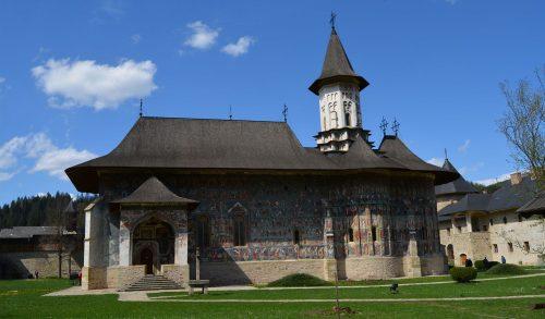 Mănăstirea Sucevița, loc de liniște și pelerinaj în Bucovina