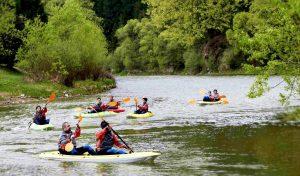 Vatra Dornei se pregătește de Dorna Kayak Fest, primul concurs nautic organizat în Bucovina