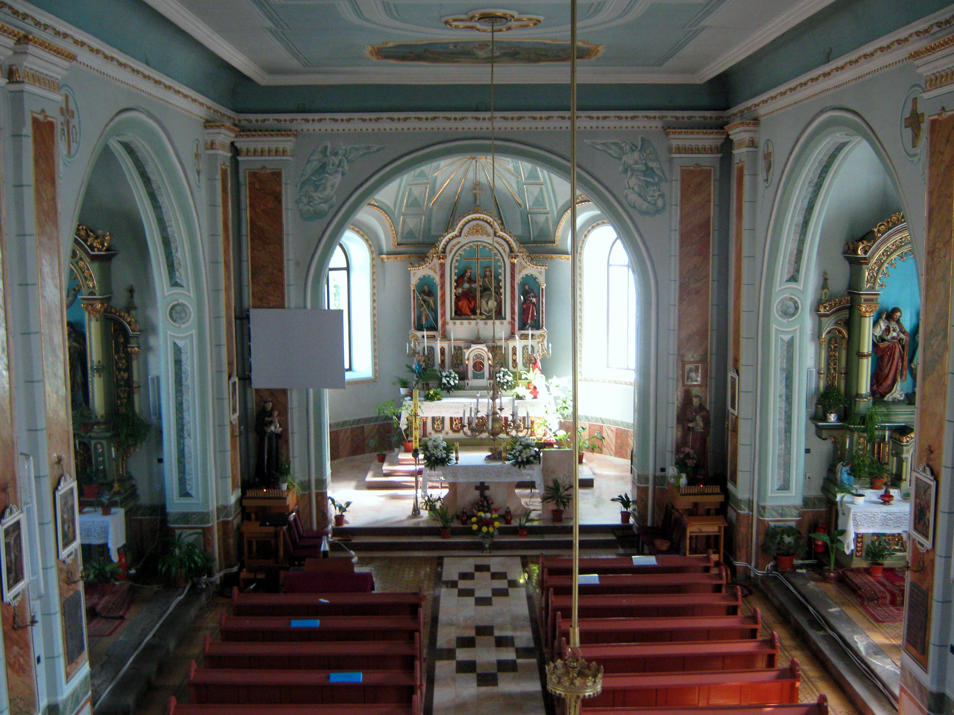 Biserica romano-catolică Preasfânta Treime