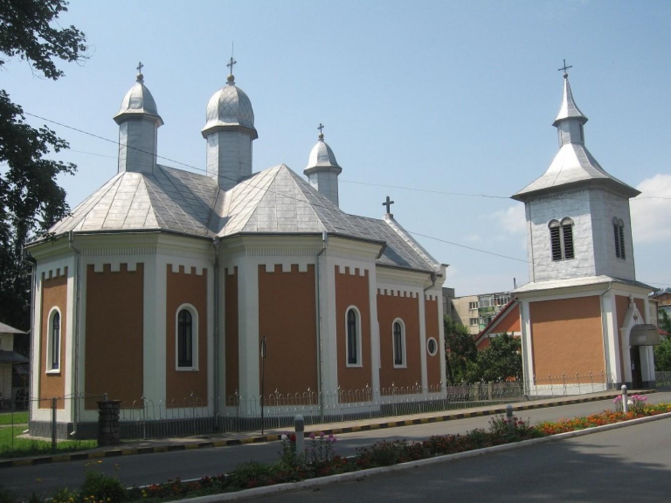 Biserica Sfinții Arhangheli Mihail și Gavriil