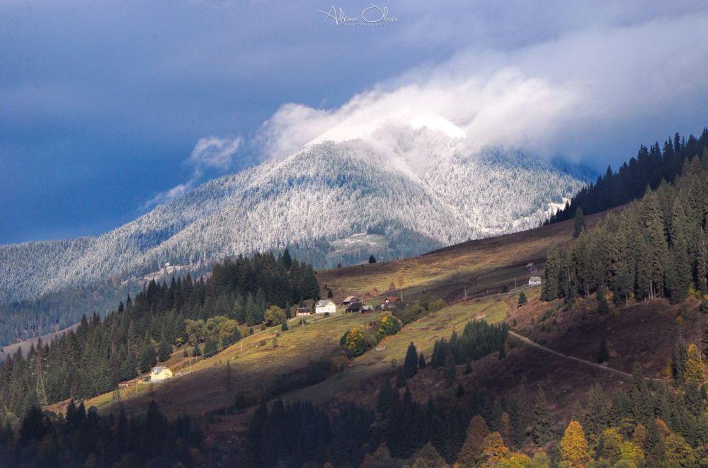 ninsoare_vatra_dornei_1, zăpadă la vatra dornei
