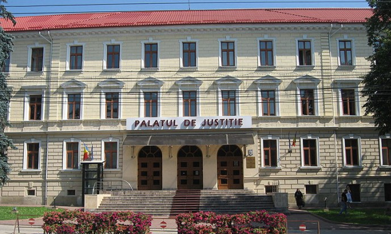 Palatul de Justiție din Suceava