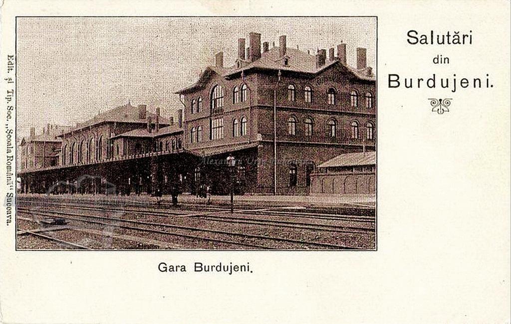 Gara din Suceava