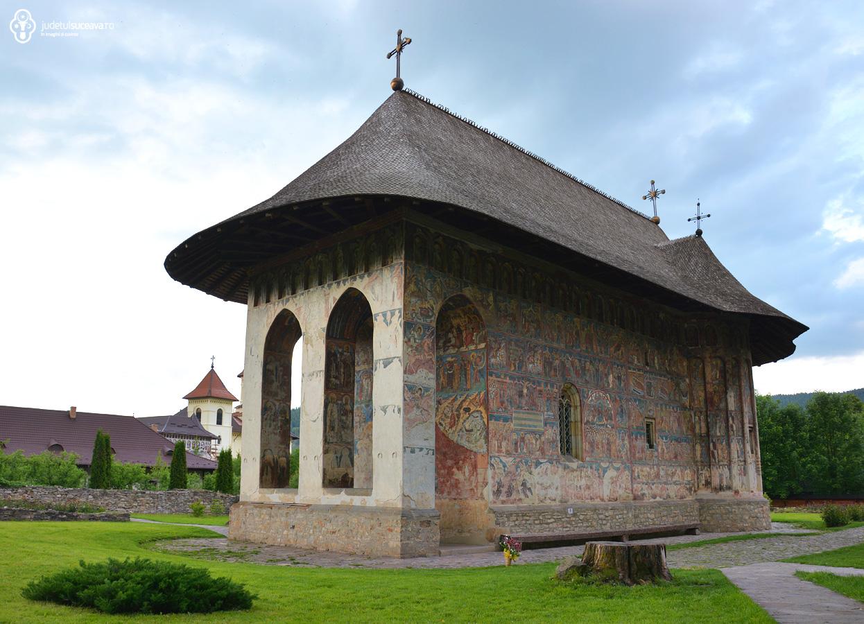 Mănăstirea Humor