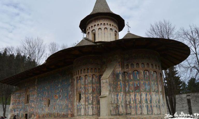 Top 5 mănăstiri din Bucovina
