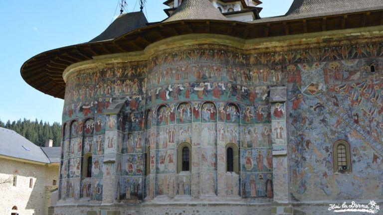 Mănăstiri din Bucovina - Sucevița