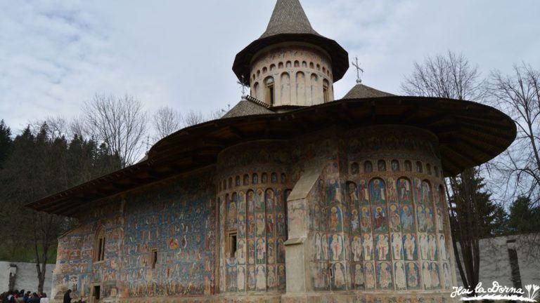 Mănăstiri din Bucovina - Voroneț