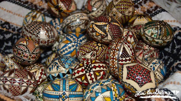 Festivalul Naţional al Ouălor Încondeiate de la Ciocăneşti din 2017