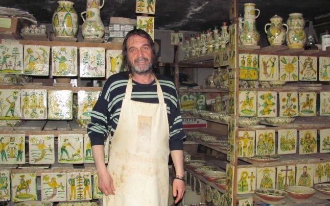 Atelierul de ceramică Colibaba