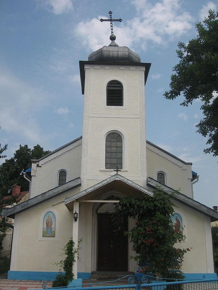 Biserica Nașterea Maicii Domnului Rădăuți