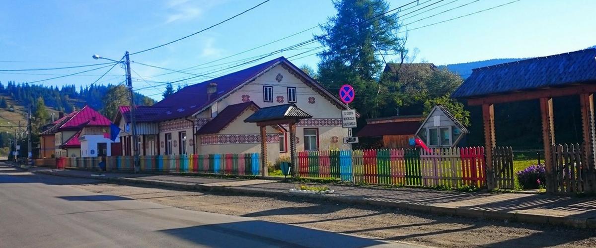 Comuna Ciocănești din județul Suceava
