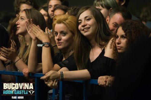 Cum a fost la ediția a șaptea a festivalului Bucovina Rock Castle de la Suceava