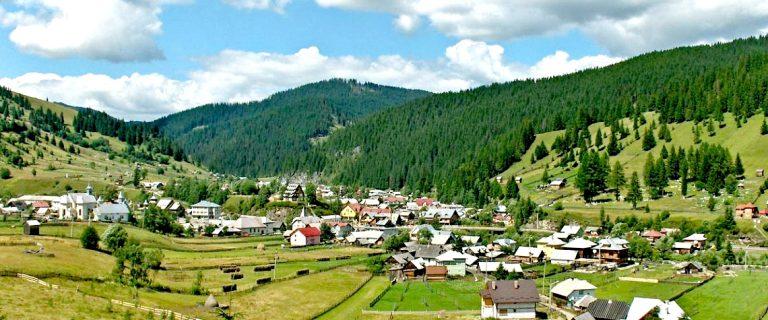 Comuna Cârlibaba din județul Suceava