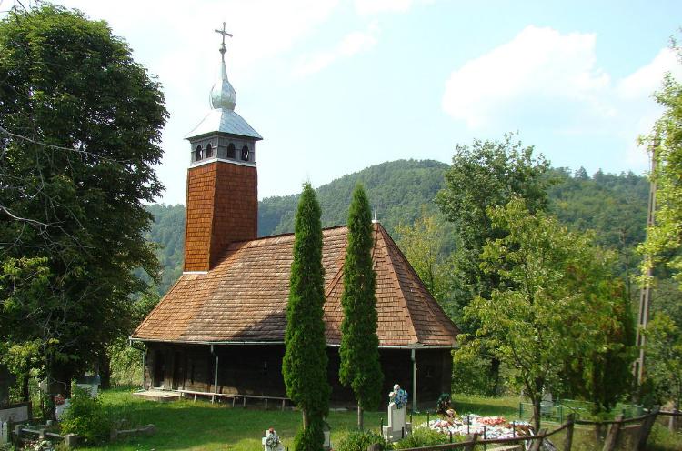 Sate din Bucovina - Brădățel
