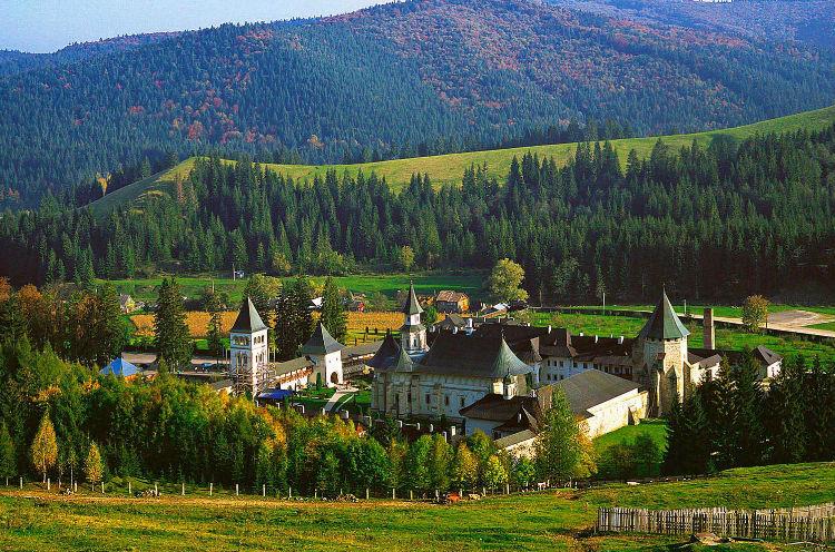 Sate din Bucovina - Comuna Putna