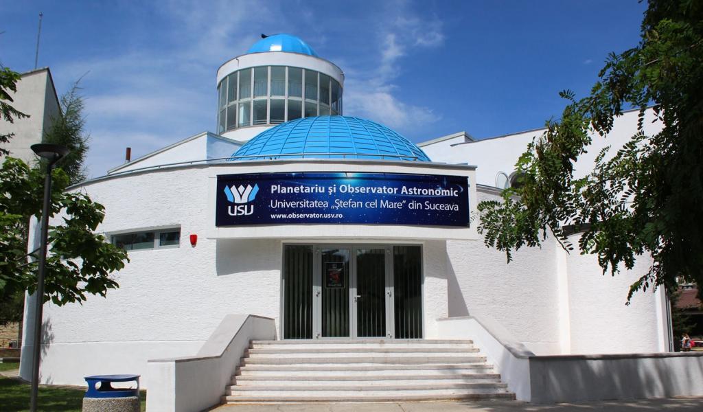 Observatorul Astronomic din Suceava: o fereastră deschisă spre cer