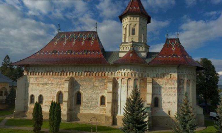 Mănăstirea Sf. Ioan cel Nou din Suceava