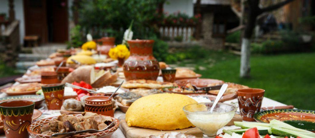 Gastronomia satelor din Bucovina