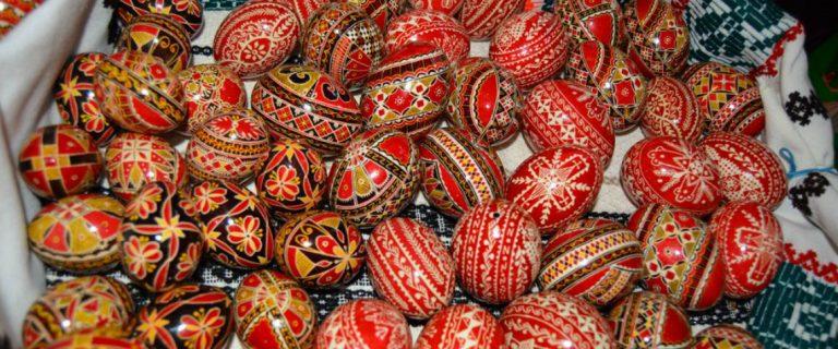 Sărbătoarea de Paște în Bucovina