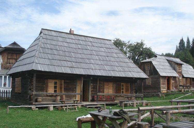 Sate din Bucovina - Fundul Moldovei